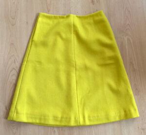 Boden Ladies Skirt 6 R Wool Blend Winter Smart Casual Pockets Work Everyday