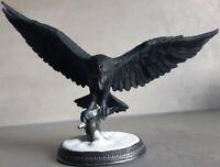 Game of Thrones Sammler Modell Three Eyed Raven Subscriber Special Eaglemoss 3