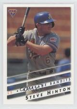 1995 Futera Australian Baseball Steve Hinton #3