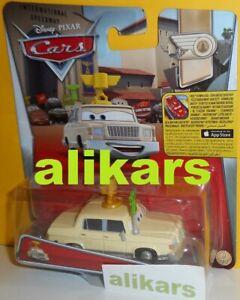 BRAD WINMILER - vehicle Disney Pixar Cars App Mattel die-cast new original toy