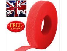 Velcro Gancho y bucle Uno-Wrap ® Flejado de doble cara 20 Mm x 1 metros en color de rosa