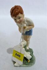 ROYAL WORCESTER FIGURE - YOUNG FARMER - RW3433 - F G DOUGHTY