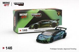 Mini GT 1:64 Tarmac Works Exclusive LB-Works Lamborghini Huracan