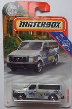 Matchbox 2019 MBX SERVICE Nissan NV Van 84/100