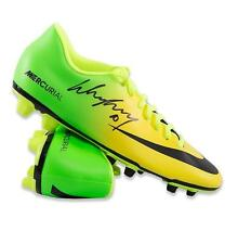 Surname Initial R Signed Football Boots