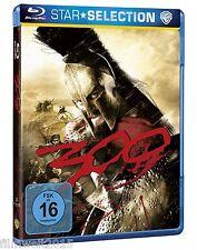 300 [Blu-ray](NEU & OVP) Zack Snyder verfilmt das Kultcomics von Frank Miller