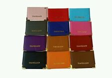 TRAVEL CARD BUS PASS HOLDER MIXED COLOURS WALLET CARD COVER CASE JOBLOT 100pcs