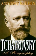 Tchaikovsky: A Biography-ExLibrary