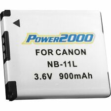 Power2000 NB-11L Battery for Canon ELPH 360 340 HS, 190 170 160 150 135 115 IS