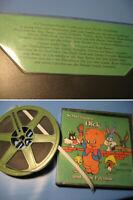 8 mm Film Trickfilm:Schweinchen Dick Freunde viele Kurzfilm.Antique Comedy Films