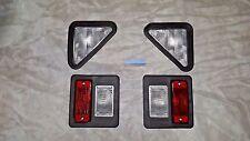 Bobcat Skid Steer Exterior Head Tail Light Kit for S220 S250 S300 S330 T110 T140