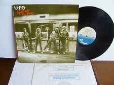 UFO - No Place To Run  CDL 1239  UK LP  1980  Chrysalis  EX