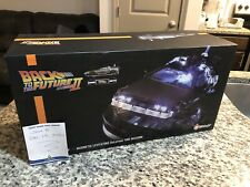 Kidslogic Bttf 2 1:20 Scale Magnetic Levitating DeLorean Time Machine
