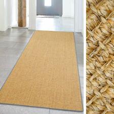 Tapis fibres naturelles gris pour la maison