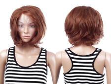 Hellblonde Klassische-Kappe Perücken & Haarteile mit Erwachsener