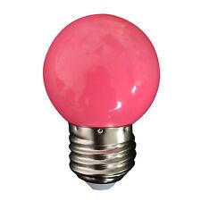 E27 0.5W Energy Saving LED Bulb Color Incandescent Party Decoration Power Light