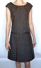 Prada Tweed Wool & Angora Dress NWT Size Italian 38 US 2  Price $699