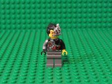 Cyrus Borg Ninjago 70722 cyborg Lego Minifigure Mini Figure minifig