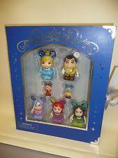 Disney Vinylmation Park - Cinderella Clock Strikes Twelve 7 Piece Box Set Nrfb
