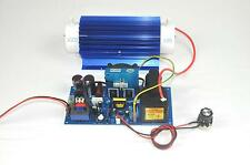 15g/H Double air-cooled Ozone generator accessory parts power supply+Quartz tube