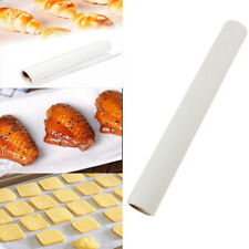 500cm/Roll Silicone Oil Paper Baking Pan Liners Oven Baking Cookie Sheets Useful