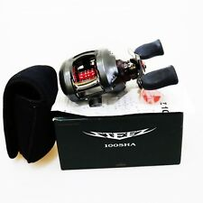 DAIWA STEEZ 100SHA Baitcasting Reel MADE IN JAPAN FedEx Express 2days to US