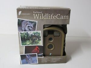 Wingscapes Backyard Wildlife Cam WCW-00120 FAST FREE SHIPPING.