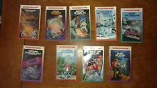 Collection Lot #5 - Choose Your Adventure Series (9 books).