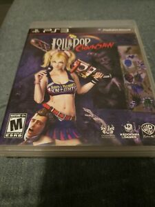 Lollipop Chainsaw (Sony PlayStation 3, 2012)