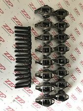 ZZPerformance  LS1 Upgraded Rocker Arms w/Trunion Kit Installed LS2-LS6-LQ4-LQ9