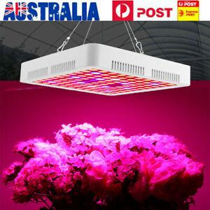 4000W LED Grow Light Hydroponic Full Spectrum Indoor Veg Flower Plant Lamp Panel