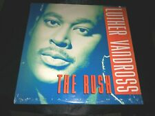 "Luther Vandross / The Rush 12"" SINGLE 1991 VINYL (EX) COVER (NM) IN SHRINK WRAP"