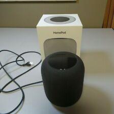 Apple HomePod Smart Speaker - Space Gray (MQHW2LL/A) w/ Original Box! Near Mint!