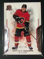 2017-18 Upper Deck The Cup Matthew Tkachuk Calgary Flames /249