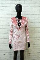 Vestito Donna Forever 21 Taglia XS Tubino Abito Woman Elastico Dress Kleid