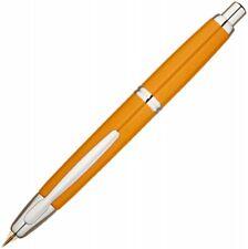 Pilot Capless FCN1MRDYM Deep Yellow Medium Fountain Pen Writing Office
