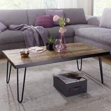 Tavolino massiccio KINAN 110 x 60 Tavolino in legno massello di Mango