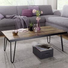 Table basse massive KINAN 110 x 60 Table basse en bois de manguier