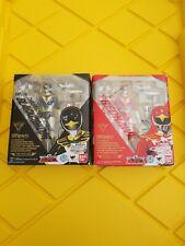 S.H.Figuarts Chojin Sentai Jetman BLACK CONDOR & RED HAWK bundle