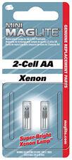 Ampoule de rechange Xenon pour Lampe Poche Mini Mag-lite AA AAA Lm2a001