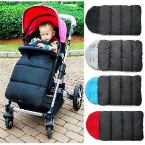 2 in1 Universal Footmuff Cosy Toes Apron Liner Buggy Pram Stroller Baby Toddler