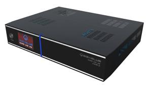 GigaBlue UHD UE 4K FBC Cable Tuner + Twin DVB-C/T2 Tuner v.2 (H. 265)