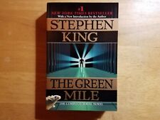 The Green Mile by Stephen King paperback Vg+