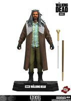 McFarlane Toys The Walking Dead TV Ezekiel Collectible Action Figure NIB