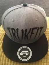 New Trukfit Snapback Hat Cap Authentic Collection