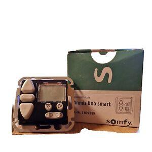 Somfy Chronis Uno Smart Rollladensteuerung Programmschaltuhr
