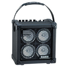 """Roland Micro Cube Bass RX (4x4"""" Portable Bass Amp) Battery Operated MICRO-CB-RX"""
