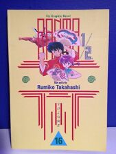 Ranma 1/2 Vol 16 Manga by Rumiko Takahashi 2000 TPB Viz Graphic Novel