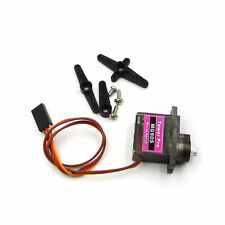MG90S Gear Metal Servo Micro Servo For Boat Car RC  Plane Helicopter