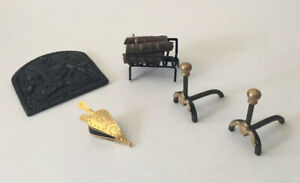 Dolls House Fireplace Accessories
